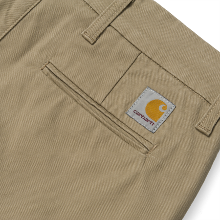 Carhartt Spodnie Sid Pant Leather Rinsed - FW18