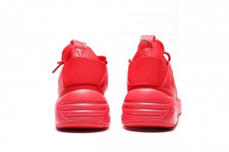PUMA Buty BOG Sock Core High Risk Red