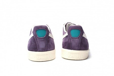 PUMA Buty Clyde Premium Sweet Grape/Whisper White